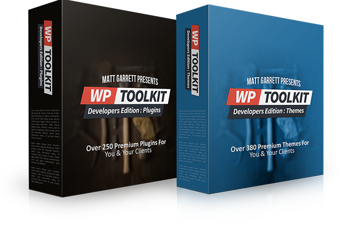 WP Tool Kit