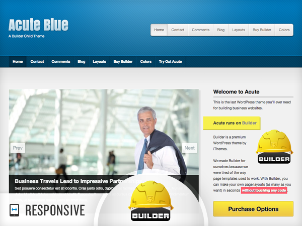 Acute Blue