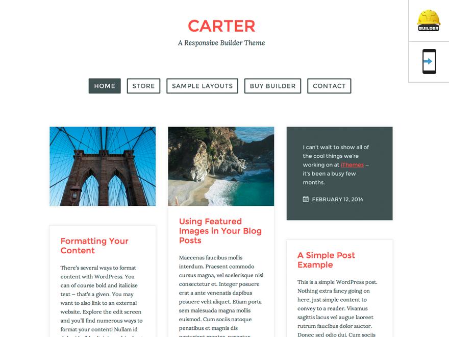 Builder-Carter