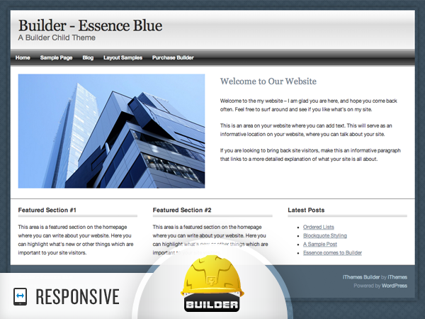 Essence Blue (Builder)