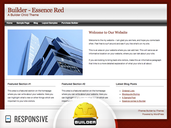 Essence Red (Builder)