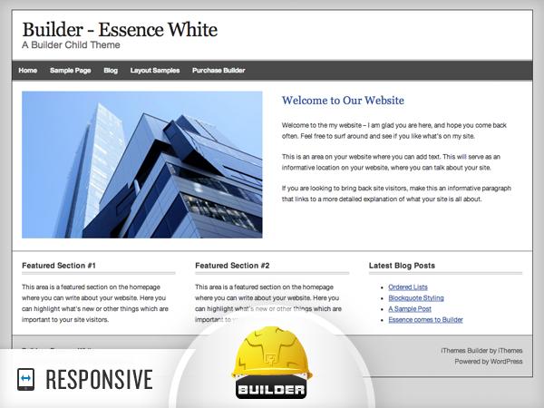 Essence White (Builder)