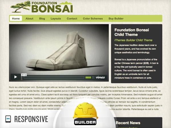 Foundation – Bonsai