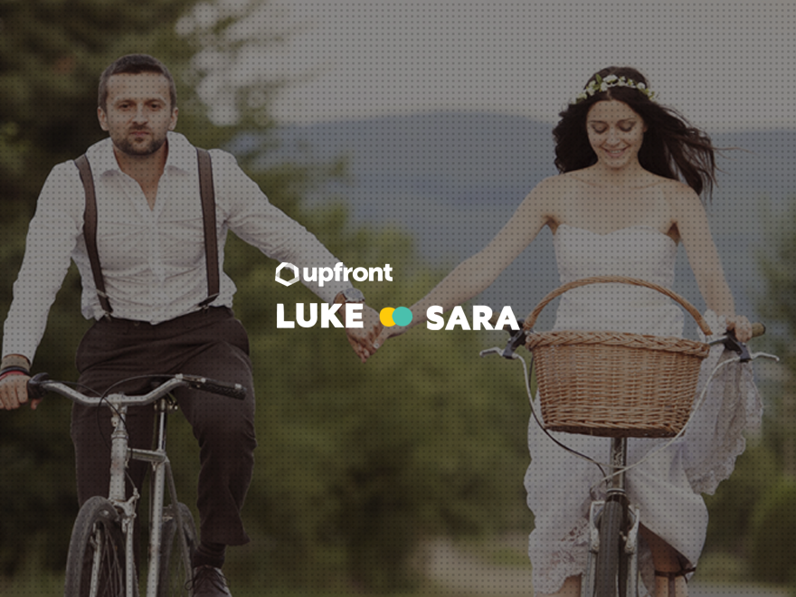 Luke and Sara
