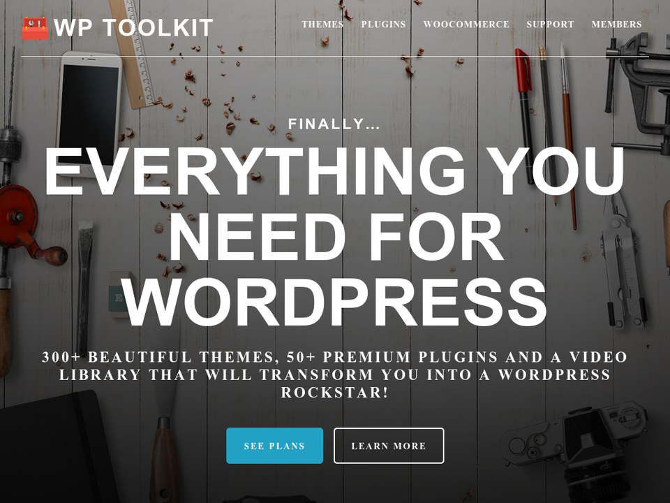 WP Toolkit